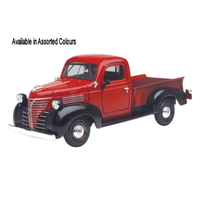 Motormax 1/24 1941 Plymouth Pickup MX73278