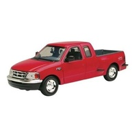 Motormax 1/24 2001 Ford F-150 Flareside Supercab (American Classics) 73284 Diecast