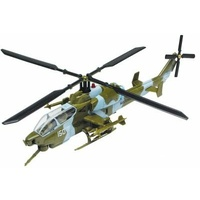 Motormax 1/48 Viper AH-1Z Helicopter 76315 Diecast