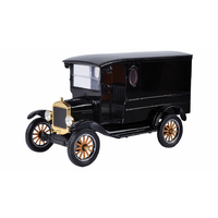 Motormax 1/24 1925 Ford Model T (Paddy Wagon) Platinum series 79316PTM Diecast
