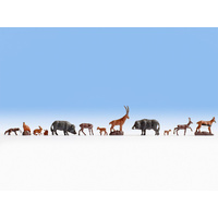 Noch HO Forest Animals N15745