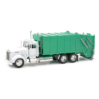 New Ray 1/32 Kenworth W900 Garbage Truck