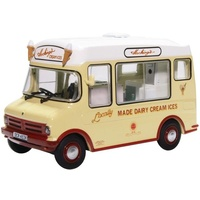 Oxford 1/43 Bedford CF Ice Cream Van Morrison Hockings