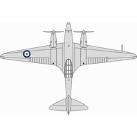 Oxford 1/72 DH88 Comet K5084 Martlesham