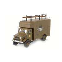 Oxford 1/76 Bedford OY Van Civil Defence