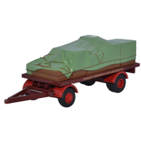 Oxford HO Thurston Canvas Trailer OXF-76CTR001