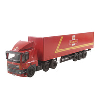 Oxford 1/76 DAF 85 40ft Box TRailer Royal Mail