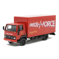 Oxford 1/76 Ford Cargo Box Van Parcelforce