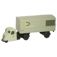 Oxford HO Scammell Scarab Van Trailer - Rail Freight OXF-76RAB003