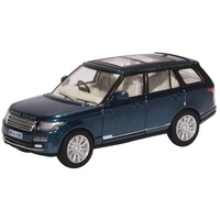 Oxford 1/76 Range Rover Vogue Aintree Green