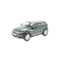Oxford 1/76 Rover Evoque 2DR Coupe Baltic Blue