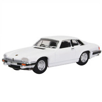 Oxford 1/76 Jaguar XJS White (The Saint)