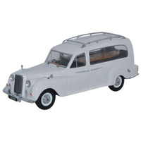 Oxford 1/43 Austin Hearse White OXF-APH002