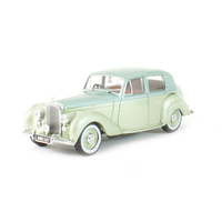 Oxford 1/43 Bentley Mk VI Balmoral Grn I/Cream