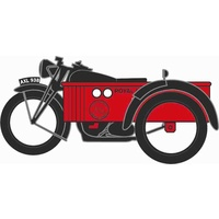 Oxford N Motorbike and Sidecar Royal Mail OXF-NBSA003
