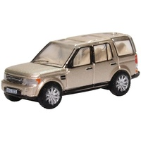 Oxford N Land Rover Discovery 4 Ipanema Sand Diecast