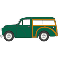 Oxford N Morris Traveller Almond Green (Dot Cotton)