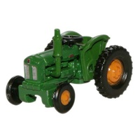 Oxford N Diecast NTRAC002 Fordson Tractor, green