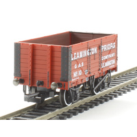 Oxford Rail OO 10 Leamington Priors Gas 7 Plank Wagon OXF-OR76MW002