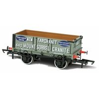 Oxford 1/76 4 Plank Wagon Mount
