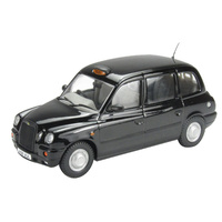 Oxford 1/43 TX4 Taxi - London Black Cab