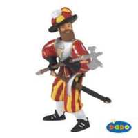 Papo Swiss Guard - Red P39396