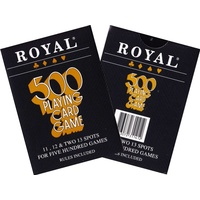 Royal 500 Playing Card Game PC311412