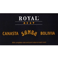 Royal Samba Canasta Bolivia Card Game PC313799