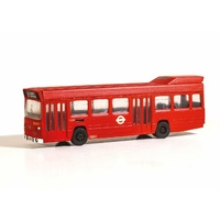 Peco HO Modelscene Leyland National Single Deck Bus - London Transport livery PlasticKit
