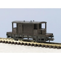 Peco N Brake Van Sr-Kit