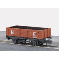 Peco N Mineral 5 Plank LER Wagon