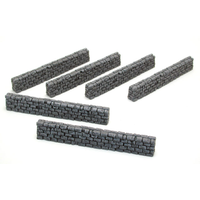 Pegasus 28mm Stone Walls Block Stone (6) PEG-5203