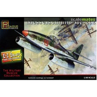 Pegasus 8415 1/48 Messerschmitt Me-262n, snap kit