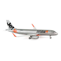 Phoenix 1/400 Jetstar Japan A320 Sharklets JA08J PH4JJP923