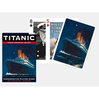 Titanic Playing Cards PIA1423