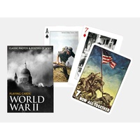 Piatnek World War II Playing Cards PIA1492