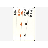Giant Magic Trick Cards PIA2811