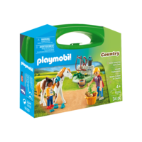Playmobil - Horse Grooming Carry Case 9100