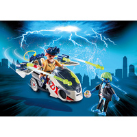 Playmobil - Ghostbusters Stantz with Skybike 9388