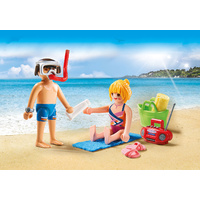 Playmobil - Beachgoers