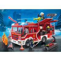 Playmobil - Fire Engine 9464