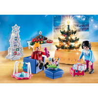 Playmobil - Christmas Living Room