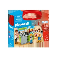 Playmobil - Carrying Case Large Family Kitchen 9543