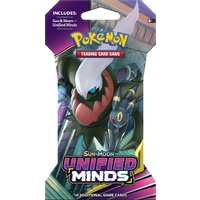 Pokemon Unified minds Blister Pack