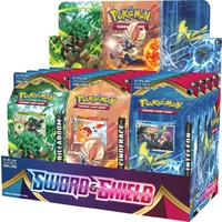 POKEMON TCG Sword and Shield Theme Deck (Sold Individually)
