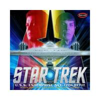 Polar Lights 1/350 Star Trek U.S.S. Enterprise Refit