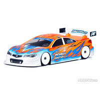 Proline MS7 190mm Light Weight Clear Touring Car Body