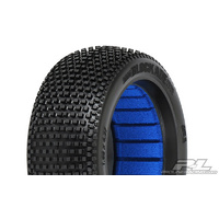 Proline Blockade X3 Soft Off-Road 1/8 Buggy Tyres 2pc
