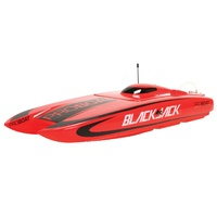 Pro Boat Blackjack 24 inch Brushless RTR Catamaran, PRB08007