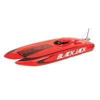 Pro Boat Blackjack 29inch Brushless Catamaran RTR, PRB08011